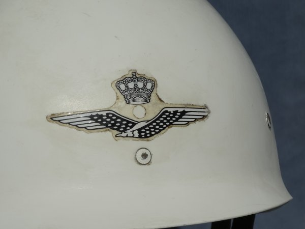 Dutch M53 helmet liner used by the Air Force Guards