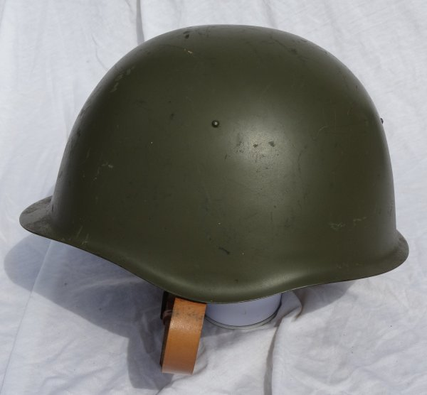 Czechoslovakia Model Vz53 helmet 1954