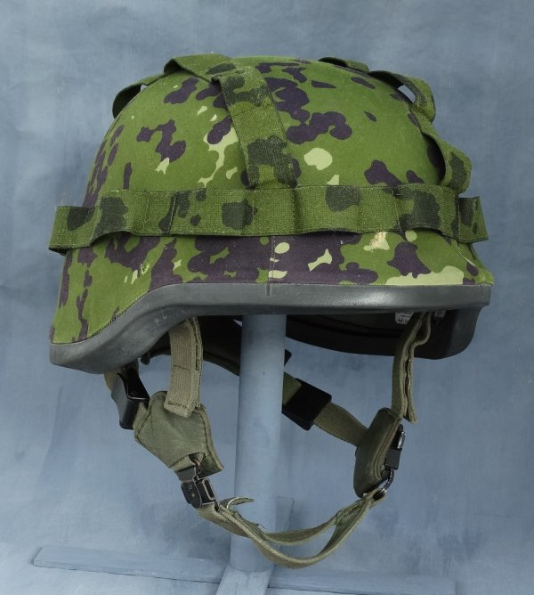 Denmark M96 helmet (part 2)