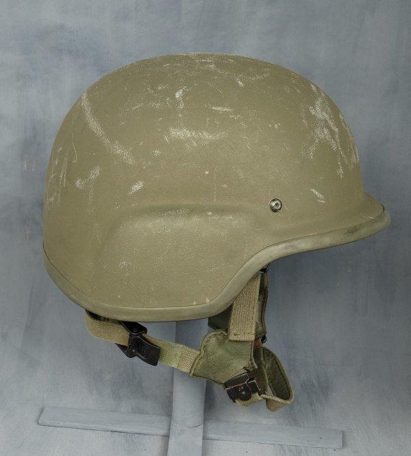 Denmark M96 helmet (part 3)