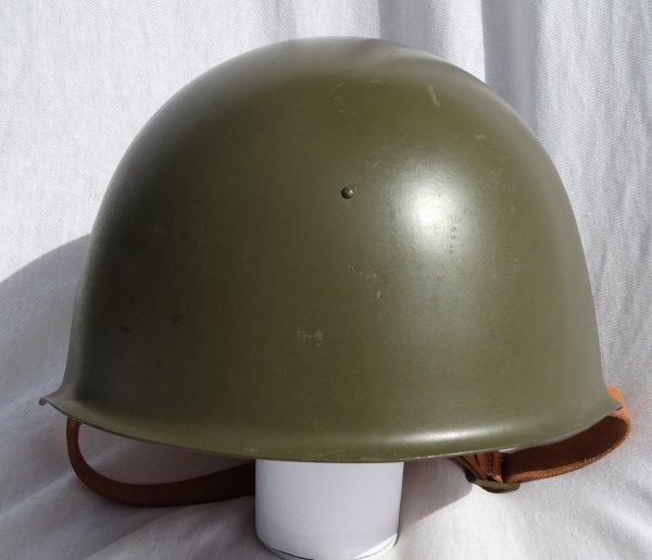 Czechoslovakia Model Vz53 helmet 1958