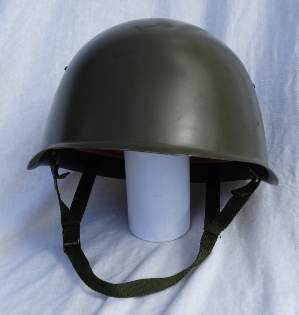Czechoslovakia Model Vz53 helmet 1988