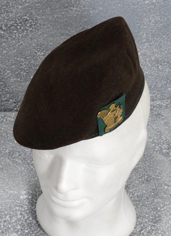 """Belgian Beret """"2de Jagers te Voet"""""""