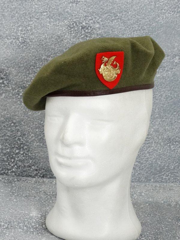 """Belgian Beret """"2de Linie"""""""