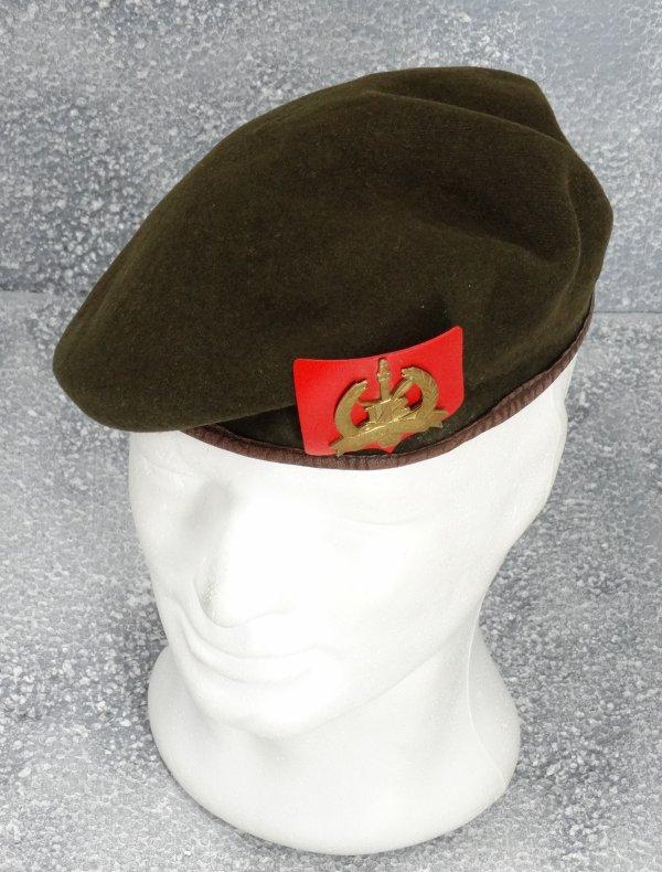 "Belgium Beret ""12de Linie Regiment Prins Leopold"""