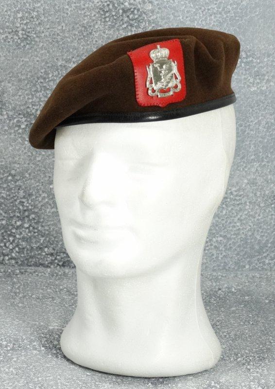 """Belgium Beret """"6de Linie Regiment"""""""