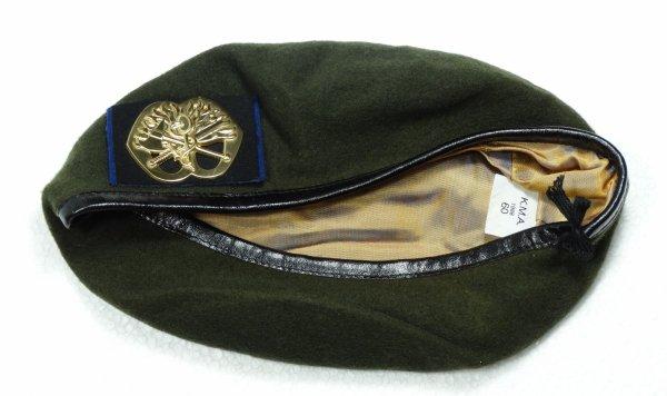 """The Netherlands Beret """"Korps Mobiele Colonnes"""""""