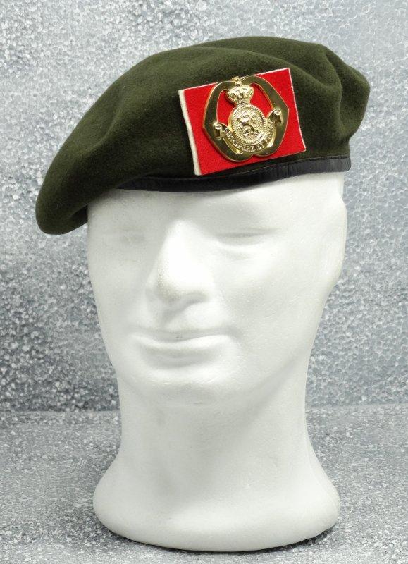 """The Netherlands Beret """"Opleidingscentrum Officieren van Speciale Diensten"""""""