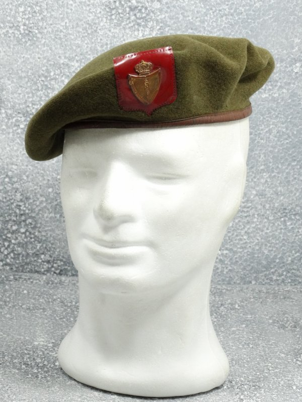 """Belgian Beret """"Medische Dienst"""""""