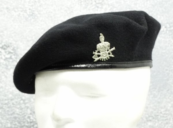 Belgian Beret Genie Black