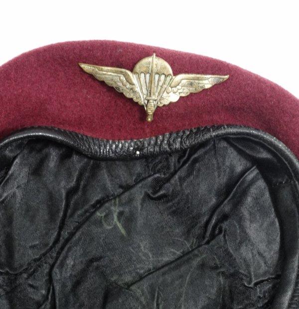 "Belgian Beret ""Para Commando"""