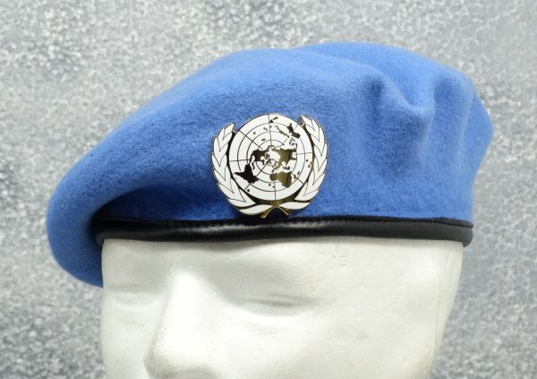 Beret United Nations Belgium (part 1)