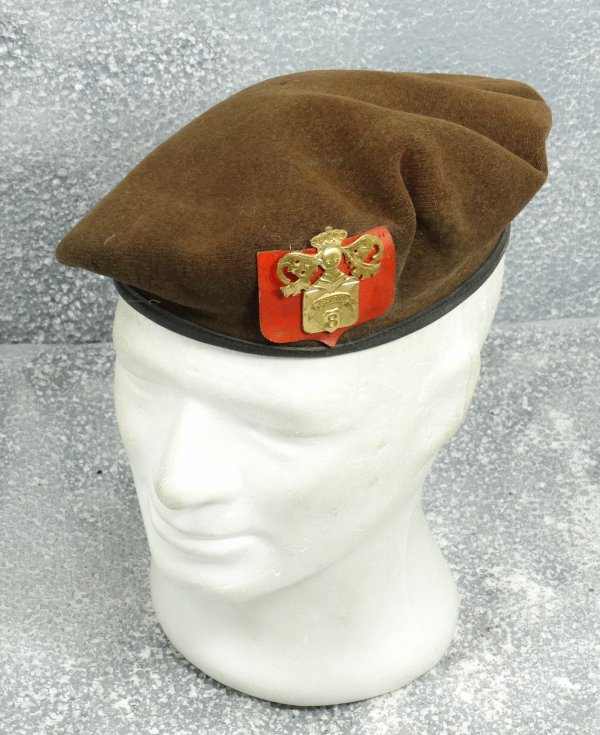 """Belgian Beret """"8ste Linie"""""""