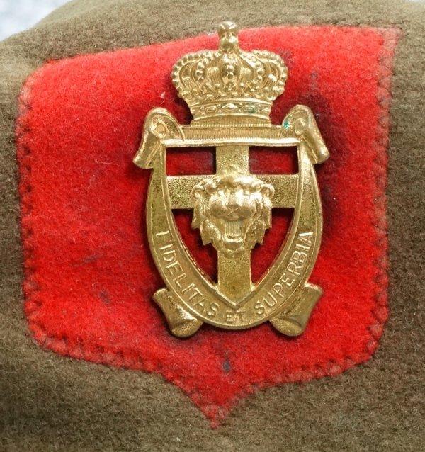 "Belgian Beret ""Bataljon Bevrijding"" 1963"