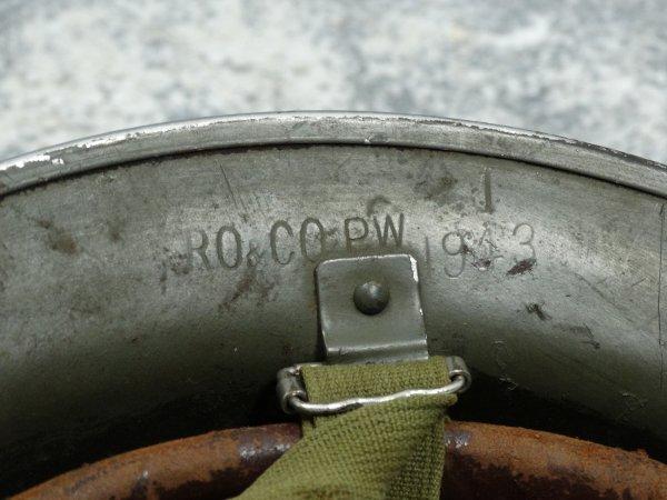 Belgian used MKII  RO & CO 1943