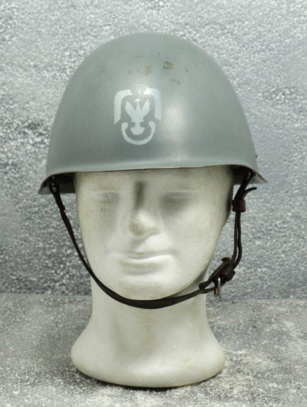 Poland Wz67 Helmet re-used Air Force