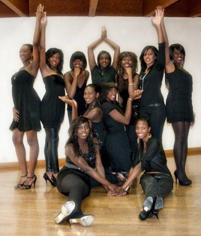 Casting Miss Mali France 2011