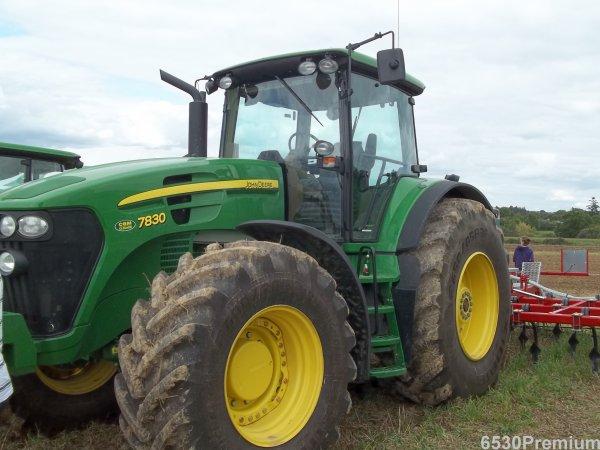 Fête de l'agriculture à Etrelles (35) ---> John Deere !