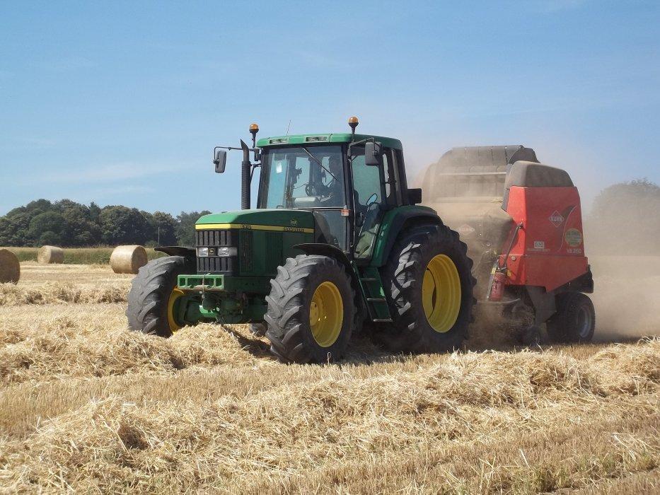 Machinisme & agriculture dans le 35 !