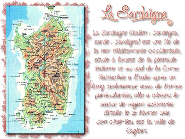 Vacance : La Sardaigne