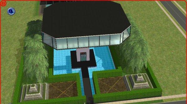 Blog de maisondecosims page 2 maisons et deco pour for Decoration maison sims 3
