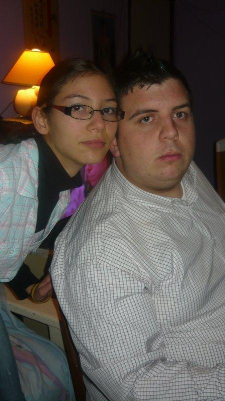 moi et mon beau frére