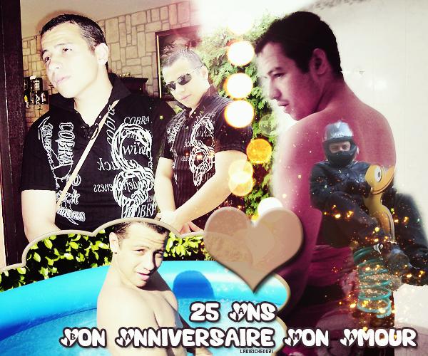 ✜✜ Pixx ✜✜ Newletter   28/01/2012--->25 ans & 10 Ans & Demi D'Amour  ✜✜Sommaire ✜✜Offres de creations✜✜