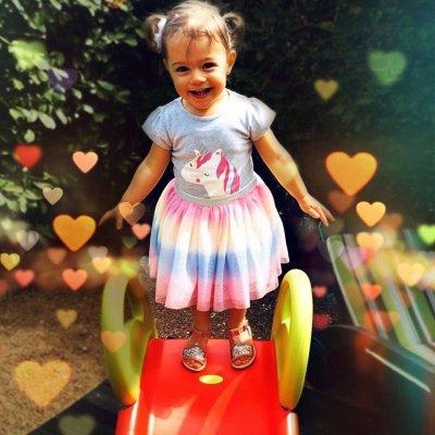 Des nouvelles de notre princesse Mia