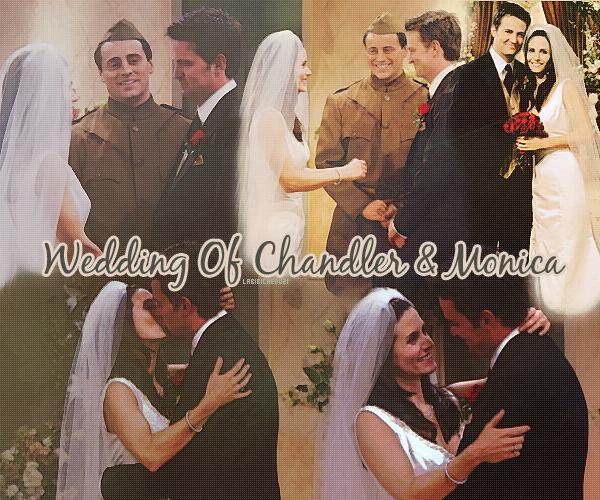 ✜✜ Pixx ✜✜ Newletter   Chandler & Monica ✜✜Sommaire ✜✜Offres de creations