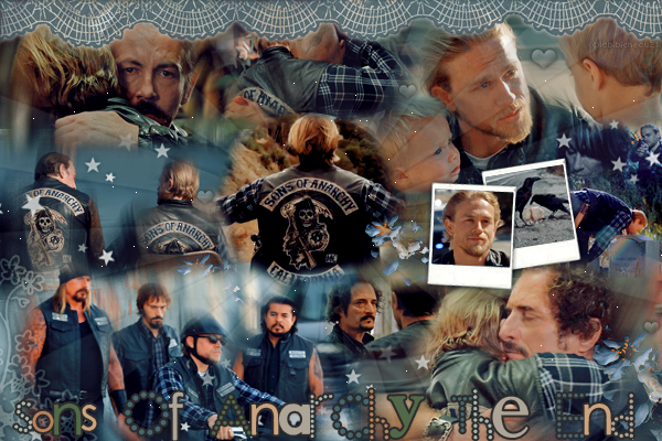 ✜✜ Pixx ✜✜ Newletter   Sons Of Anarchy : The End ✜✜Sommaire ✜✜Offres de creations