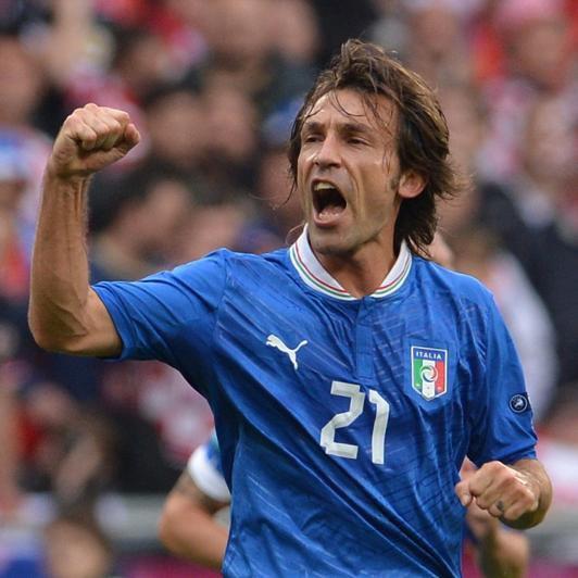 L' artiste Italien