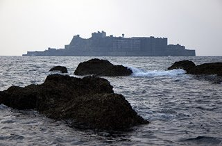 "Abandoned Island of ""Skyfall"" film is real..."