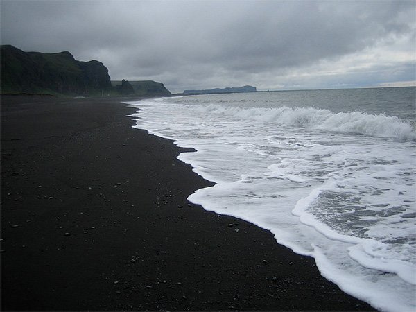 The Dark Beach