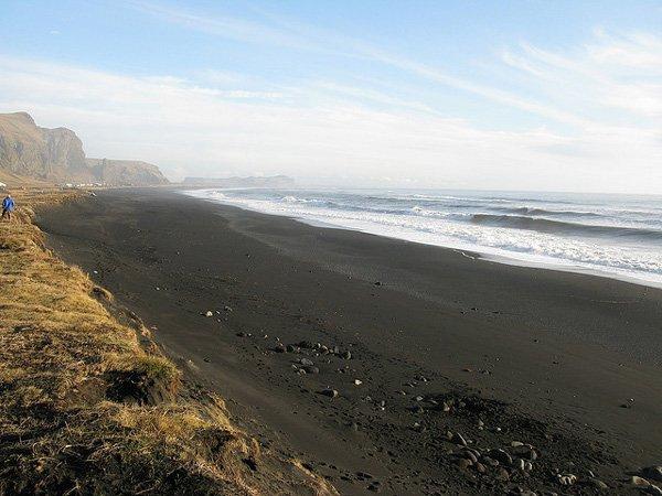 The Dark Beach