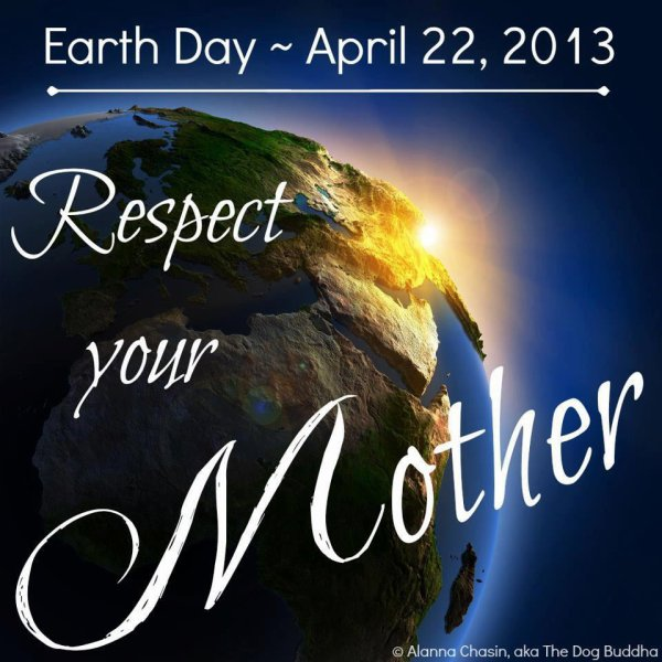 Earth Day --- Respect ... ♥