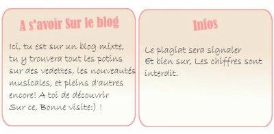 Bienvenue sur mon Bloguue, Officiall-xx !.