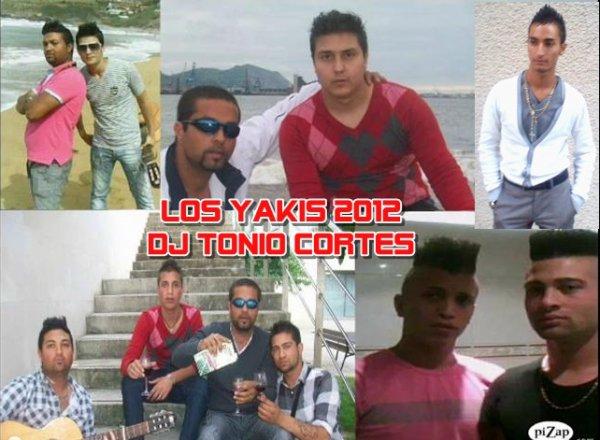 Los Yakis 2012 Popurri Fiesta Remix Dj Tonio Cortes (2012)