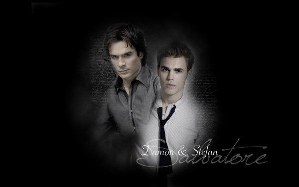 Les deux freres Salvatores :)