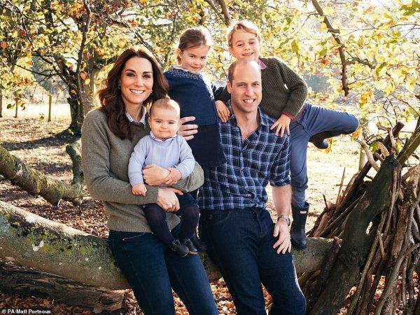 Famille Royale de Cambridge