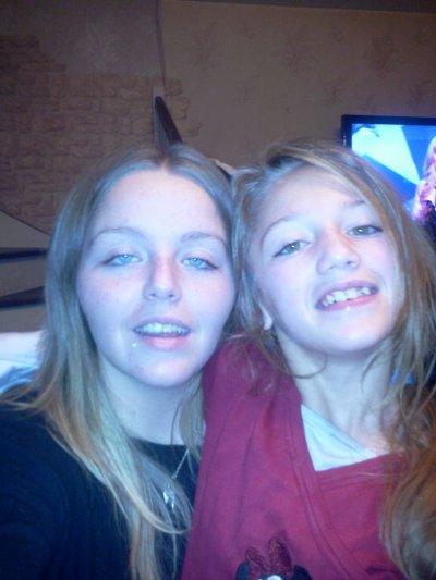 moi et la petite soeur