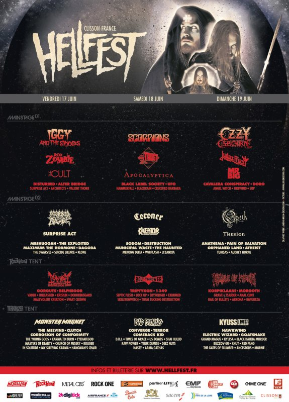 HELLFEST 2011 !