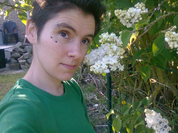 Moi dans mon jardin et autres
