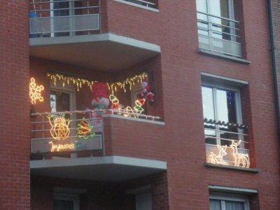 déco du balcon