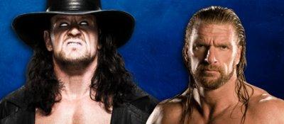 Wrestlemania 27 - Triple H vs Undertaker
