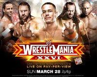 Wrestlemania 26 - Jericho toujours champion