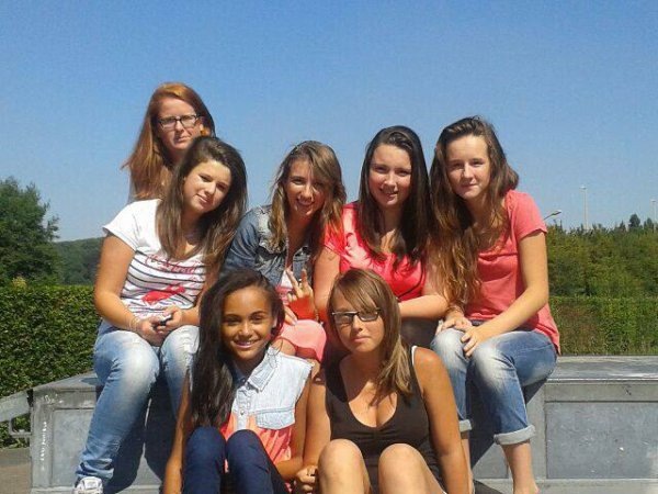 Ma famille au complet ! <3