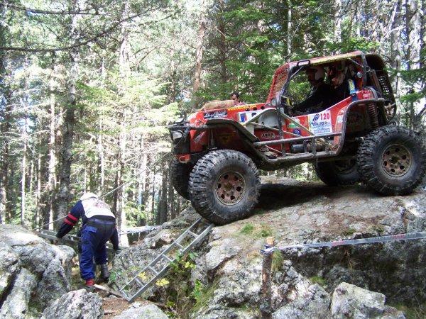 X-trem Challenge 2011 - Andorre