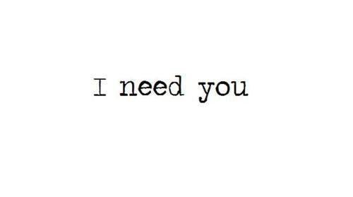 Je veux : <3