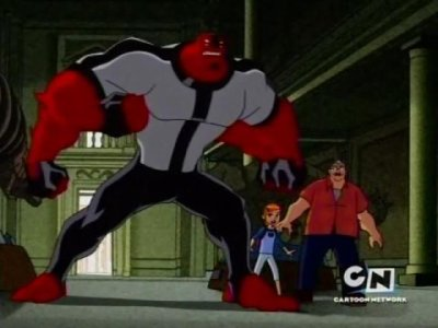 Ben 10 : Saison 1 /Episode 2