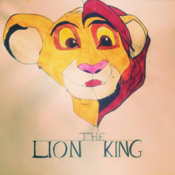 Simba , le Lion qui a bercé mon enfance